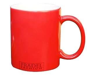 Pradel Premium PRADEL-701 Change Color Tasse Céramique Rouge