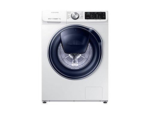 Lave linge Frontal Samsung WW90M645OPWEF - Lave linge - Pose libre - capacité : 9 Kg - Vitesse d'essorage maxi 1400 tr/min - Moteur à induction - Classe A+++ -40%