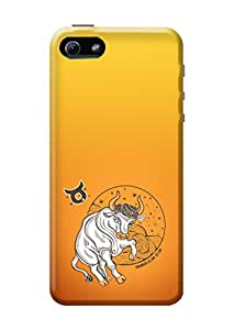 iPhone 5s Cover ,Premium Quality Designer 3D Printed Lightweight Slim Matte Finish Hard Case Back Cover for Apple iPhone 5s by Tamah