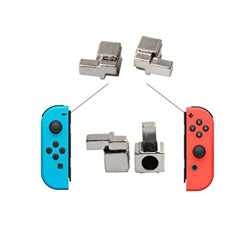 Alftek Alloy Lock Buckles Latch Schraubendreher Set Ersatz Repair Tool Kit für Switch Joy-Con -