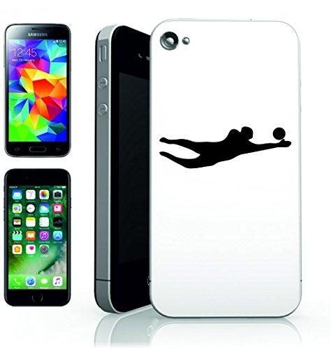 Smartphone Case Portiere di calcio giocatore di calcio della Futball di Sport della Partita di calcio per Apple Iphone 4/4S, 5/5S, 5C, 6/6S, 7& Samsung Galaxy S4, S5, S6, S6Edge, S7, S7Edge Huaw