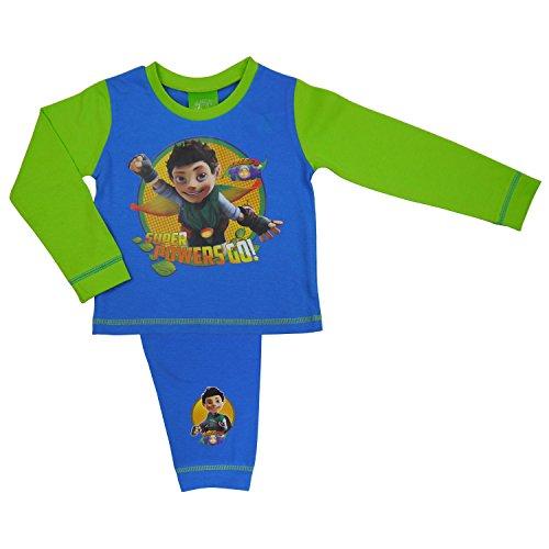 Baum Fu Tom Jungen Pyjama Set - 18-24 months / 92 cms (Loungewear Baby-jungen-pyjama)
