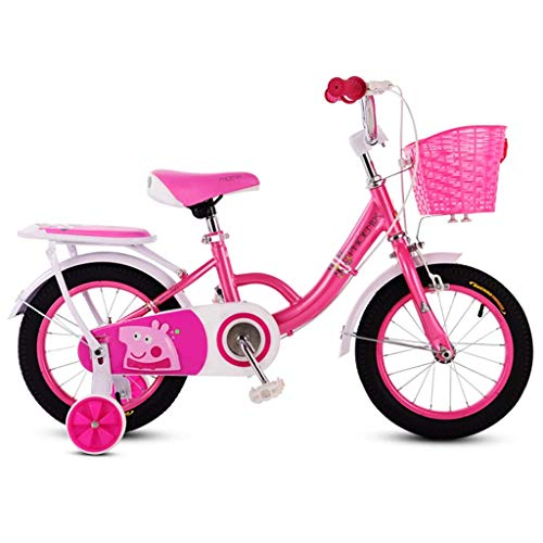 HYCy Children's Bicycle 3-6-7-8 Year Old Girl Bicycle Boy Girl Folding Bicycle