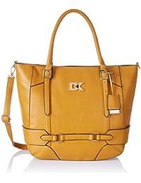 Diana Korr Women's Shoulder Bag (Mustard) (DK94HMUS)