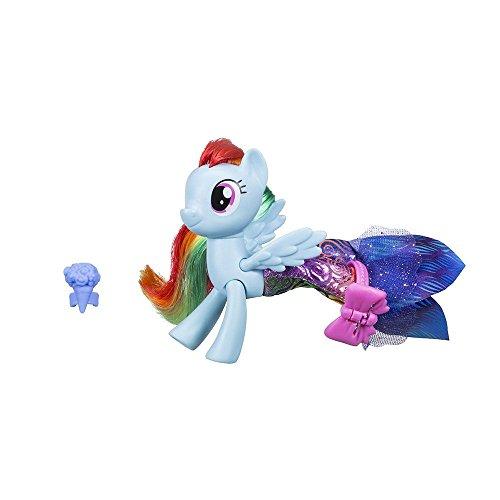 Rainbow Dash-Figur aus dem Film