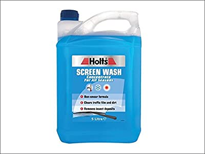 HOLTS HSCW1101A Concentrate Screenwash, 5 Liters