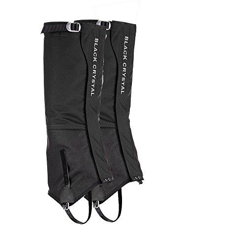 41az1MveudL. SS500  - Hiking Snow Ski Gaiters Waterproof Breathable Nylon Men's Black