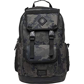BILLABONG Element Cypress – Mochila con diseño de Camuflaje