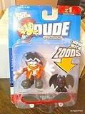 Tech Deck Dude Evolution Z1 Zoods Crew #...