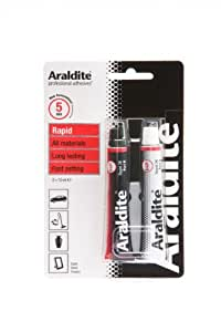 Araldite® Araldite Rapid Adhesive - Sets In 5mins ( 2 x 15ml ) ( 1 Pack )