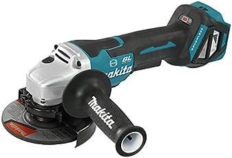 Makita DGA517Z Winkelschleifer 18,0 V mit Paddleschalter (ohne Akku, ohne Ladegerät)