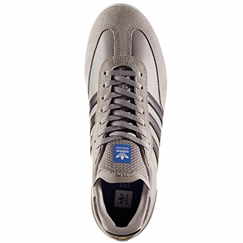 adidas Herren Samba ADV Skaterschuhe grau (Grpuch/Negbas/Ftwbla)