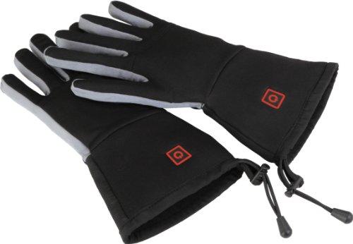Thermosoles Beheizbare Handschuhe Gloves Schwarz, XS/S