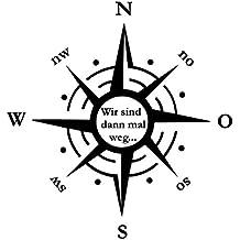 Suchergebnis Auf Amazonde Für Windrose Aufkleber