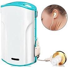 STEAM PANDA Solución auditiva Solución auditiva Amplificadores de Sonido Ajustable y Volumen Solución auditiva Recargables Reducción