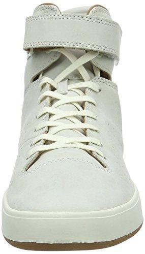 Lacoste Damen Tamora Hi 116 1 Caw Off Wht High-Top Elfenbein (Off White-098)