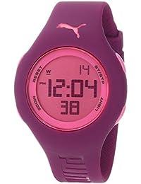 Puma Damen-Armbanduhr Loop- S Digital Quarz Resin PU910912010