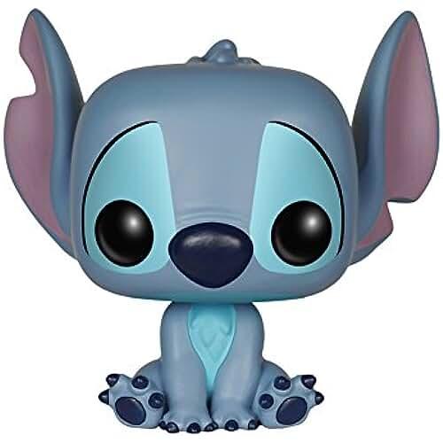 munecos pop kawaii Funko Pop! - Vinyl: Disney: Stitch Seated (6555)