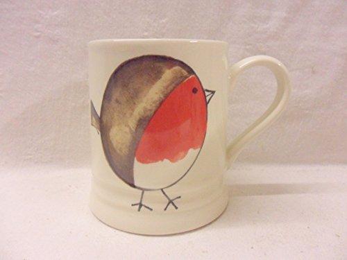 Christmas Robin Redbreast Christmas Tankard Mug