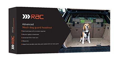 RAC Auto-Schutzgitter, für Hunde, Maschen-Design