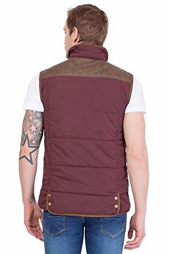 JUMP USA Men's Half Sleeve Zipper Jacket