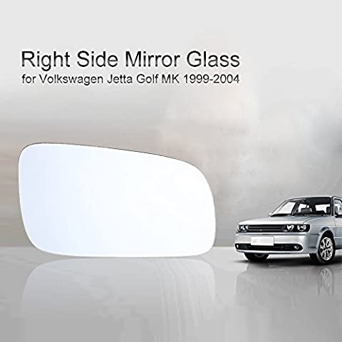 KKmoon SQI5391975417133WI Driver Passenger Side Replacement Mirror Glass