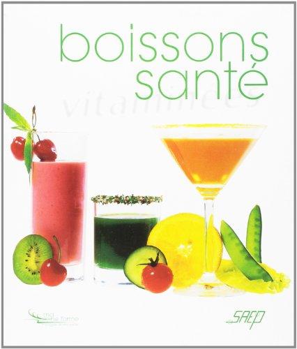 Boissons santé vitaminées par Maël de Saint-Clair
