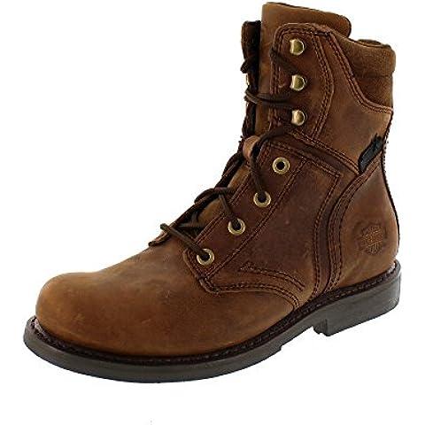 Harley Davidson - Botas para hombre marrón marrón