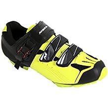 Massi Zapatillas MTB AKKRON Dual 2.0 Neon T.39, Ciclismo de montaña Unisex Adulto