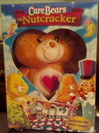 Cvs-Care Bears-Nutcracker W/Plush Toy