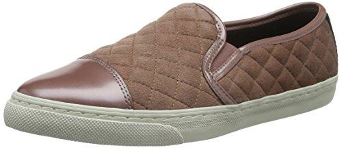 Geox Damen D New Club C Sneakers Pink (OLD ROSEC8014)