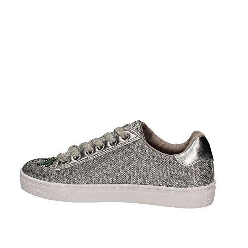 Guess , Damen Sneaker Silber