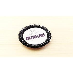 Magnet Kronkorken – Ich hör nur mimimi – Handmade