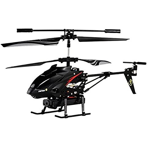 Helicoptero SpyCam (Foto y Video)