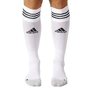 adidas Chaussettes (Référence; Adisocks 12) Blanc/Noir FR (Une paire): Taille Fabricant : 34-36