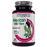 Yamswurzel/Wild Yam 500mg - 180 Tabletten