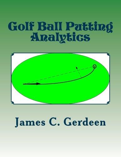 Golf Ball Putting Analytics
