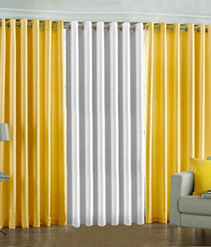 check MRP of plain door curtains Galaxy Home Decor
