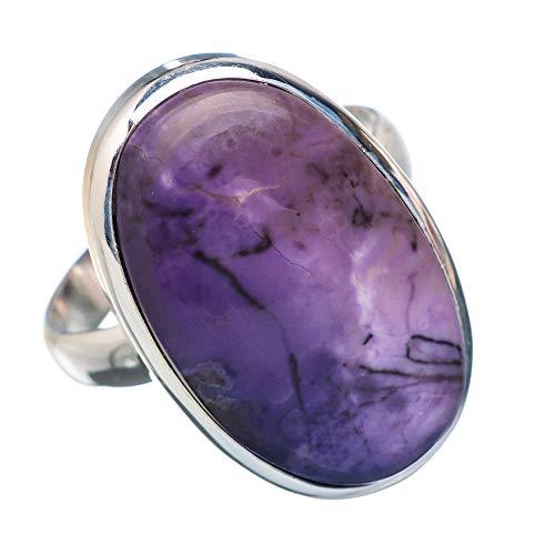 Tiffany Stone, Tiffany Stein 925 Sterling Silber Ring 8.75