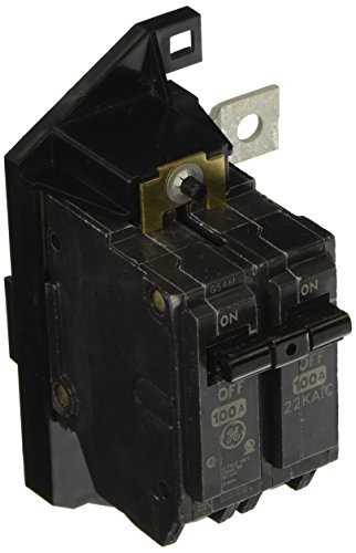 GE Energy Industrial Solutions THQMH100CP Master Main Breaker Kit, 100-Amp by GE - Main Breaker
