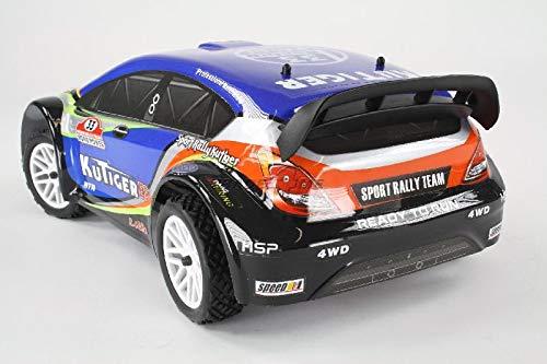 RC Rally Car kaufen Rally Car Bild 1: HSP Rally Car Kutiger 1 10 RTR 4WD Blau 94118*