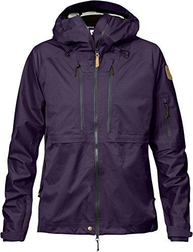 Fjällräven Damen Keb Eco-Shell Jacket W Hardshelljacke Alpine Purple (590)
