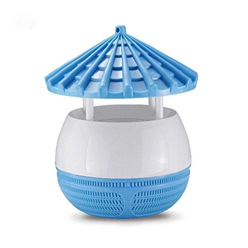 YL Lampe Moustique À LED Lampe Anti-Moustique Photocatalyseur, D, 15 * 17.5Cm,D,15 * 17.5cm