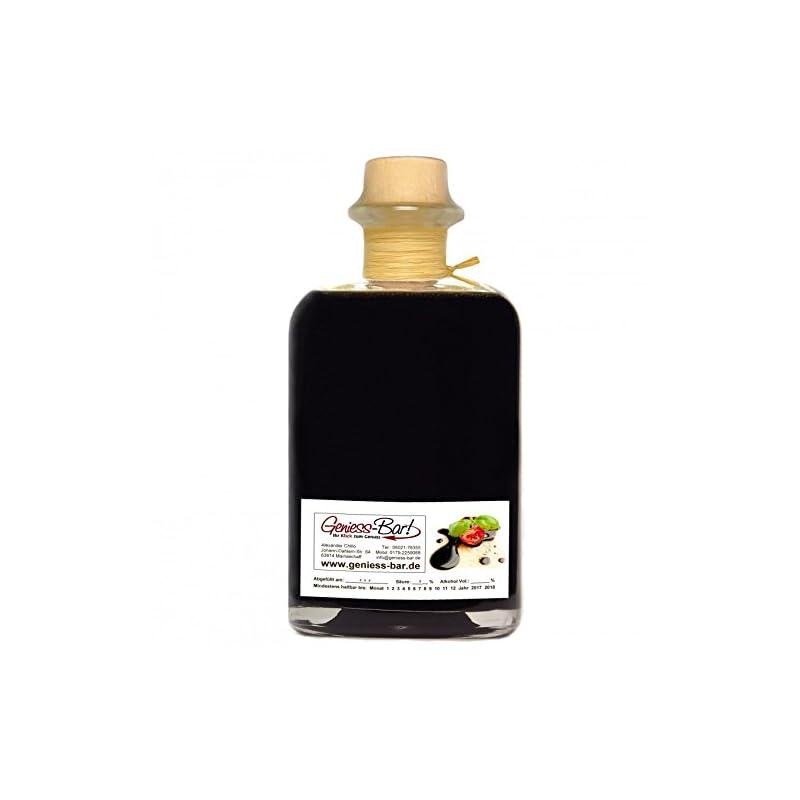 Balsamico Creme Granatapfel 1l 3sure Mit Original Crema Di Aceto Balsamico Di Modena Igp