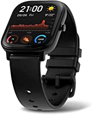Amazfit GTS Smartwatch with long Battery Life,1.65 Inch AMOLED Display, Customizable Widgets, Slim Metal Body,