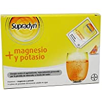 SUPRADYN MAGNESIO POTASIO 14 SOBRES