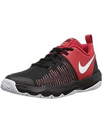 separation shoes 2bde4 9fba7 NIKE Team Hustle Quick (GS), Zapatillas de Baloncesto para Hombre