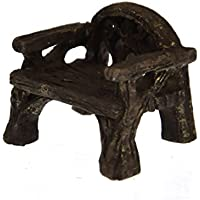 Woodland Rustic Chair - Fiddlehead Fairy Garden Collection