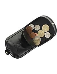 Visconti Collection MONZA Porte-monnaie Cuvette pour Pièces en Cuir de Tannage Vegétal TRY5