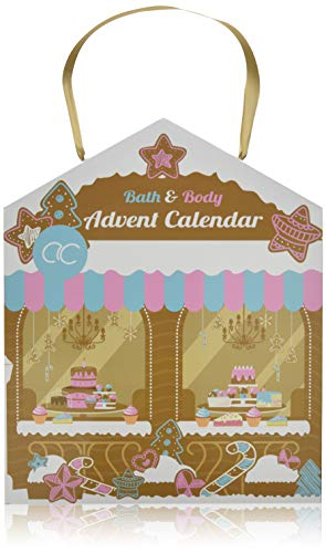 Accentra Beauty-Adventskalender Haus-Design